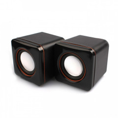 Колонки компьютерные Wireless Speaker Mini USB 2.0 (multimedia speaker)