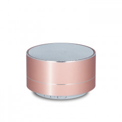Портативная колонка Forever bluetooth speaker PBS-100 (rose gold) GSM022445