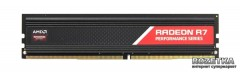 Оперативная память AMD DDR4-2400 4096MB PC4-19200 R7 Performance Series (R744G2400U1S)
