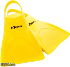 Ласты для бассейна Volna Instructor 5022-00 40/43 Yellow (4820062822053)