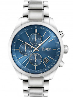 Часы Hugo Boss 1513478 Grand-Prix Chrono 44mm 3ATM