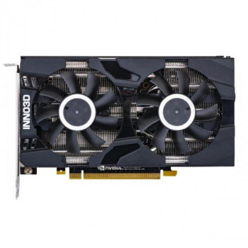 Відеокарта Inno3D GeForce RTX2060 6144Mb Twin X2 (N20602-06D6-1710VA23)