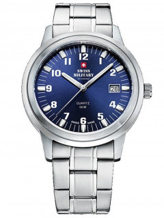 Часы Swiss Military SMP36004.08 Herren 40mm 5ATM
