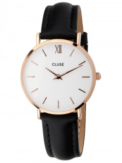 Часы Cluse CL30003 Minuit Damen 33mm 3ATM