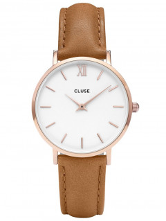 Часы Cluse CL30021 Minuit Damen 33mm 3ATM