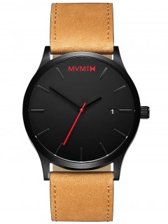Часы MVMT L213.5L.351 Classic Black Tan 45mm 3ATM