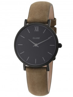 Часы Cluse CL30007 Minuit Damen 33mm 3ATM