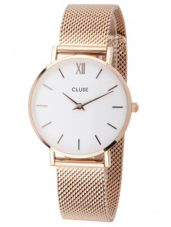 Часы Cluse CL30013 Minuit Damen 33mm 3ATM