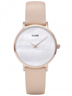 Часы Cluse CL30059 Minuit Damen 33mm 3ATM