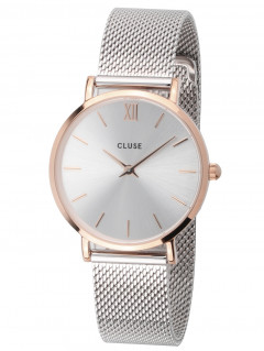Часы Cluse CL30025 Minuit Damen 33mm 3ATM