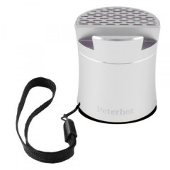 Bluetooth-колонка Peterhot PTH-307, speakerphone, Shaking Серая (TOP00488)