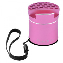Bluetooth-колонка Peterhot PTH-307, speakerphone, Shaking РОЗОВАЯ (TOP00488)