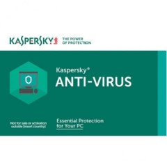 Антивирус Kaspersky Anti-Virus 2018 2 ПК 1 год Renewal Card (5060486858149)