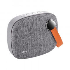 Музыкальная bluetooth колонка Hoco BS8 Gray