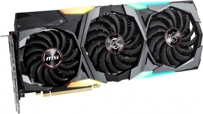 MSI PCI-Ex GeForce RTX 2080 Super Gaming X Trio 8GB GDDR6 (256bit) (1845/15500) (1 x USB Type-C, 1 x HDMI, 3 x DisplayPort) (RTX 2080 SUPER GAMING X TRIO)
