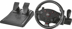 Проводной руль Trust GXT 288 Racing Wheel PC/PS3 Black (TR20293)