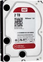 "Жорсткий диск Western Digital Red 2TB 5400rpm 256MB WD20EFAX 3.5"" SATA III"