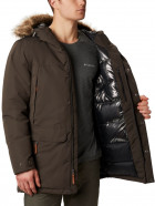 Пуховик Columbia South Canyon Long Down Parka 1864351-225 S (0192660216508) - изображение 5