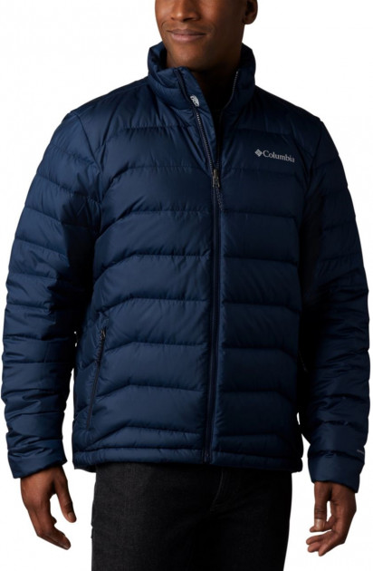 Пуховик Columbia Cascade Peak II Jacket 1872901-464 S (0192660188751)