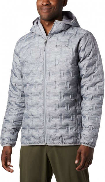 Пуховик Columbia Delta Ridge Down Hooded Jacket 1875892-039 S (0192290891151)