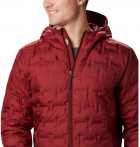 Пуховик Columbia Delta Ridge Down Hooded Jacket 1875892-664 M (0192290891090) - изображение 3