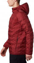 Пуховик Columbia Delta Ridge Down Hooded Jacket 1875892-664 M (0192290891090) - изображение 4