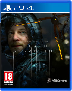 Death Stranding (PS4, русская версия)