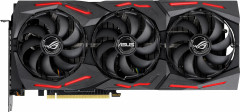 Asus PCI-Ex GeForce RTX 2080 Super ROG Strix Gaming ОС 8GB GDDR6 (256bit) (1650/15500) (1 x USB Type-C, 2 x HDMI, 2 x DisplayPort) (ROG-STRIX-RTX2080S-O8G-GAMING)