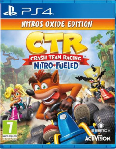 Crash Team Racing Nitro Oxide Edition (PS4, английский язык)
