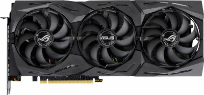 Asus PCI-Ex GeForce RTX 2080 Super ROG Strix Gaming ОС 8GB GDDR6 (256bit) (1650/15500) (USB Type-C, HDMI, DisplayPort) (ROG-STRIX-RTX2080S-O8G-GAMING)