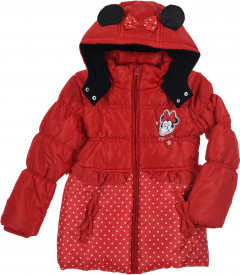 Куртка Disney Minnie HS1148 116 см Red (3609083733842)