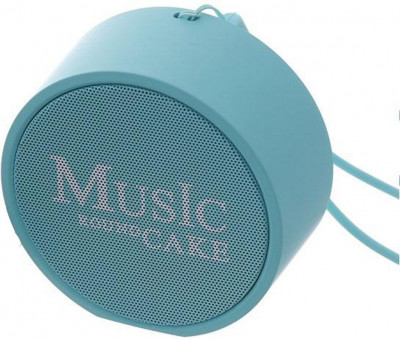 Портативные колонки Mifa F30 Outdoor Bluetooth Speaker Blue