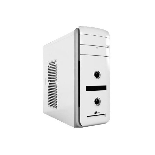 Корпус ProLogix A07B/7019 White PBS-500W-12cm; P/PFC, 3 hdd, 5 sata, 6 pin, 6+2pin і 8pin роз'єми, 120mm Fan on rear - зображення 1