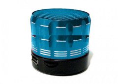 Колонка Musicbox S-16 bluetooth Синяя (FL-4137S106)