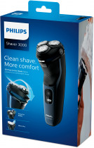 Електробритва PHILIPS Shaver Series 3000 S3134/51 - зображення 13