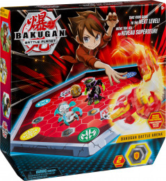 Игровой набор Spin Master Bakugan Battle planet Боевая арена и бакуган (SM64427) (778988163689)