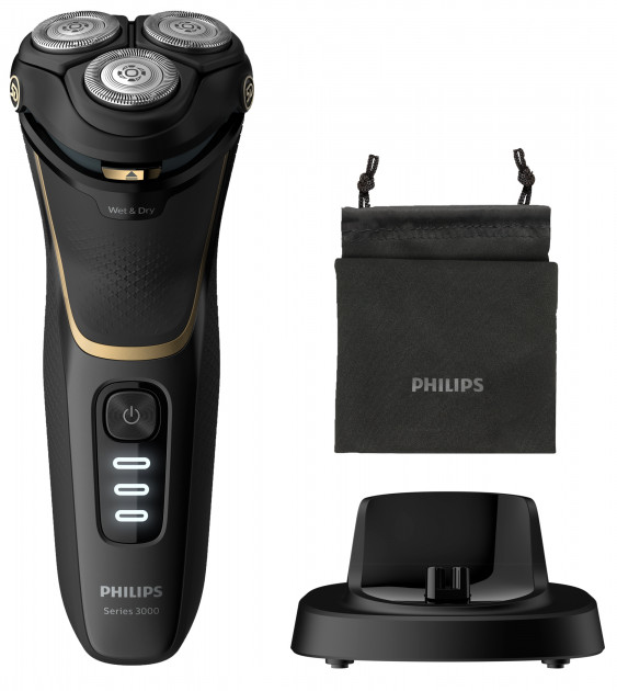 Электробритва PHILIPS Shaver Series 3000 S3333/54 - изображение 1