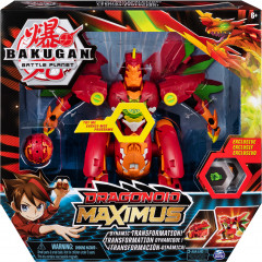 Игровой набор Spin Master Bakugan Battle planet Бакуган Драгоноид Максимус (SM64436) (778988257050)