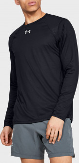 Лонгслив Under Armour UA QUALIFIER LONGSLEEVE 1342930-001 L (192810121751)