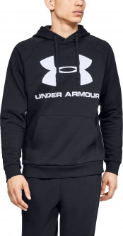 Худи Under Armour RIVAL FLEECE LOGO HOODIE 1345628-001 XL (192810759657)