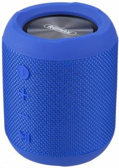 Акустика Remax Bluetooth Fabric RB-M21 Blue (11292)