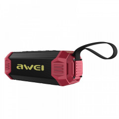 Акустика Awei Bluetooth Y280 Black-Red (11253)