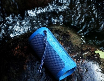 Портативна bluetooth колонка REMAX Waterproof RB-M28 Blue
