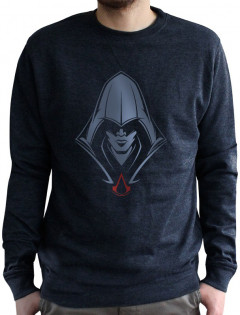 Толстовка ABYstyle Assassin's Creed S Синяя (ABYSWE027S)