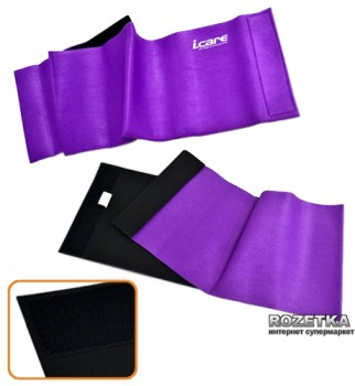 Пояс для фітнесу Joerex I.Care Neoprene Waistband (JE067)