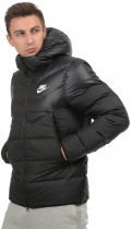 Пуховик Nike M Nsw Dwn Fill Wr Jkt Hd 928833-010 2XL (888507207906) - изображение 3