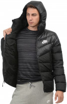Пуховик Nike M Nsw Dwn Fill Wr Jkt Hd 928833-010 2XL (888507207906) - изображение 4