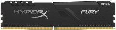 Оперативная память HyperX DDR4-2666 8192MB PC4-21300 Fury Black (HX426C16FB3/8)