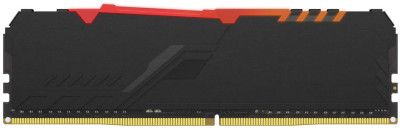 Оперативна пам'ять HyperX DDR4-3200 16384MB PC4-25600 Fury RGB Black (HX432C16FB3A/16)