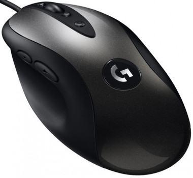 Миша Logitech MX518 Gaming Mouse USB Black (910-005544)